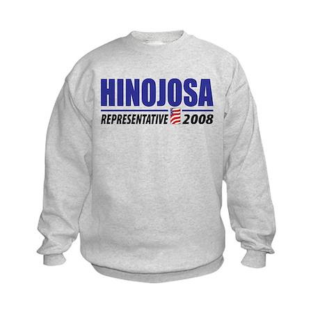 Hinojosa 2008 Kids Sweatshirt