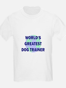 World's Greatest Dog Trainer T-Shirt