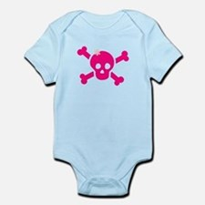 Girl Pirate Infant Bodysuit