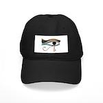 The Antient Eye Black Cap