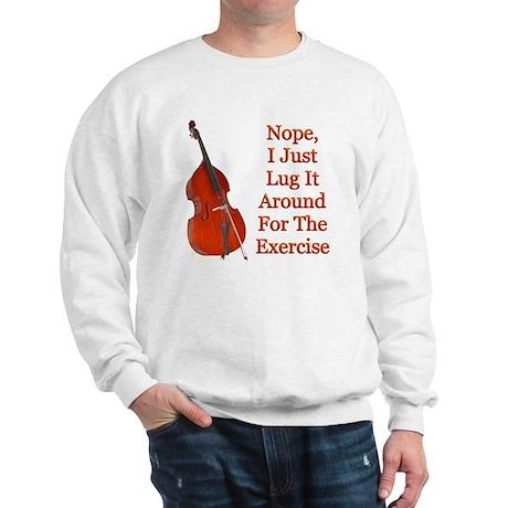 Do You Play Bass? Sweatshirt