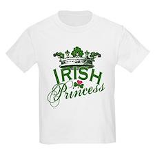 Irish Princess Tiara T-Shirt