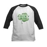 Lucky Kid Kids Baseball Jersey