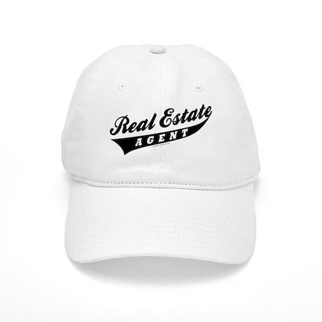 ATHLETE (Black) Cap for the Realtor