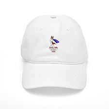Super Border Collie-red Baseball Baseball Cap