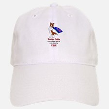 Super Border Collie-red Baseball Baseball Cap