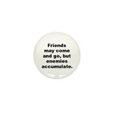 Cute Accumulate Mini Button (100 pack)