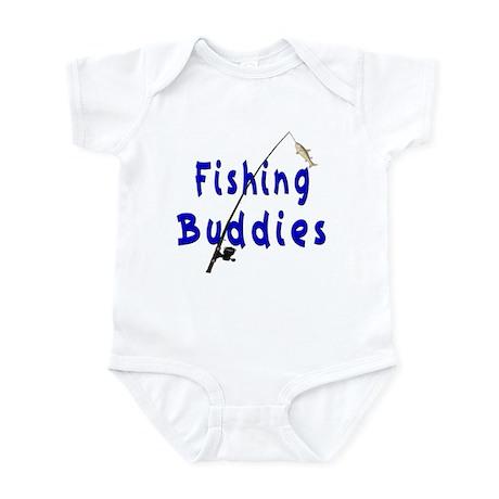 Fishing Buddies Infant Bodysuit