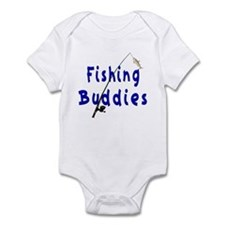 Fishing Buddies Infant Bodysuit