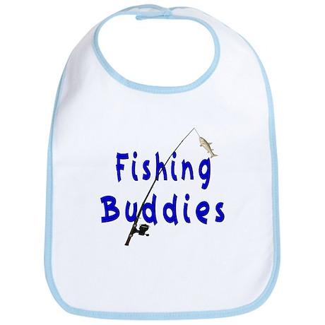 Fishing Buddies Bib