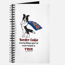 Super Border Collie Tri Journal