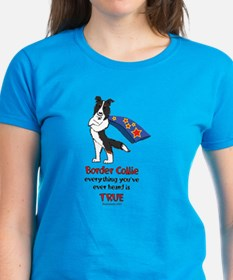 Super Border Collie Tri Tee