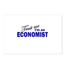 Trust Me I'm An Economist Postcards (Package of 8)
