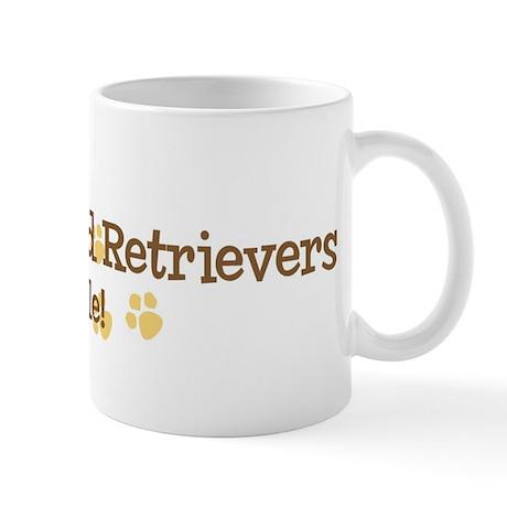Curly-Coated Retrievers Rule Mug