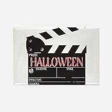 Halloween Clapper Board Magnets
