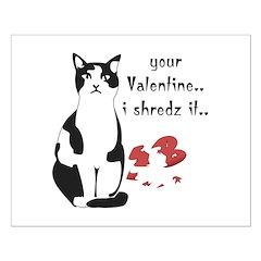 LOL cat Shredz it.. Posters