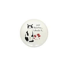 LOL cat Shredz it.. Mini Button (10 pack)