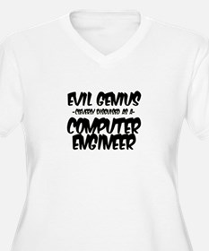 """Evil Genius cleverly disguised as a Computer Engi"