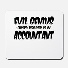 Evil Genius cleverly disguised as an Acc Mousepad