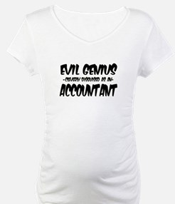 Evil Genius cleverly disguised a Shirt