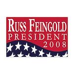 Russ Feingold for President (11x17 Poster)