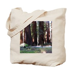 The Redwood Highway Tote Bag