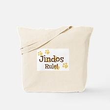 Jindos Rule Tote Bag