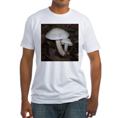 White Mushrooms Shirt