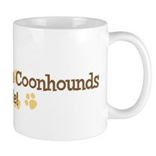 Black and Tan Coonhounds Rule Mug