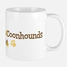 Black and Tan Coonhounds Rule Mug
