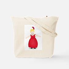 Blonde Hug Your Accompanist Tote Bag
