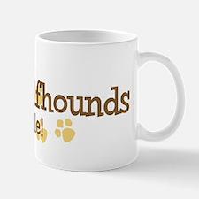 Irish Wolfhounds Rule Mug