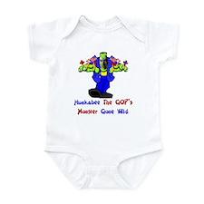 Huckabee GOP Monster Infant Bodysuit