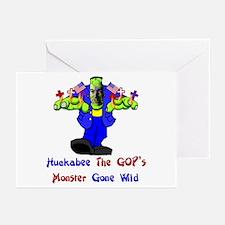 Huckabee GOP Monster Greeting Cards (Pk of 20)