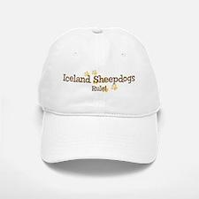 Iceland Sheepdogs Rule Baseball Baseball Cap