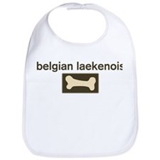 Belgian Laekenois Dog Bone Bib