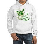 It's A Celebration Bitches Retro Hooded Sweatshirt