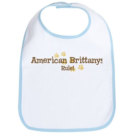 American Brittanys Rule Bib