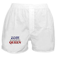 ZOIE for queen Boxer Shorts