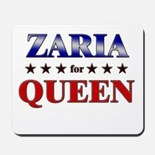 ZARIA for queen Mousepad