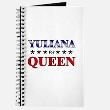 YULIANA for queen Journal