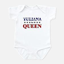 YULIANA for queen Infant Bodysuit