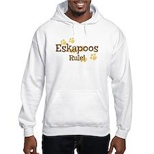 Eskapoos Rule Hoodie