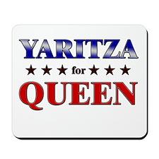 YARITZA for queen Mousepad