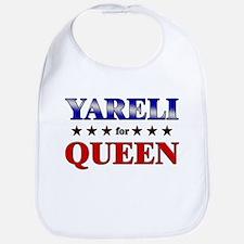 YARELI for queen Bib