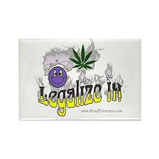 Marijuana Pot Shirts Gifts Rectangle Magnet