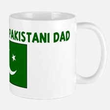 PROUD TO BE A PAKISTANI DAD Mug