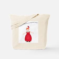 Redhead Hug Accompanist Today? Tote Bag