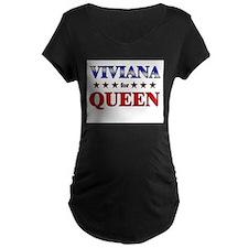 VIVIANA for queen T-Shirt