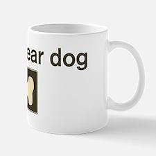 Karelian Bear Dog Dog Bone Mug